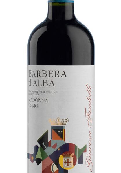 Barbera D' Alba Madonna Como 2015