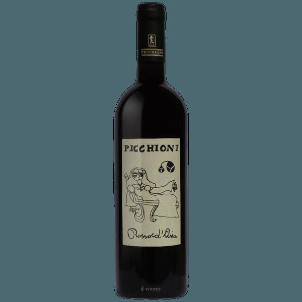 Vino Rosso IGT Provincia Di Pavia Rosso D'Asia 2012 – Andrea Picchioni