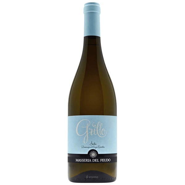 Grillo 2019 Masseria Del Feudo