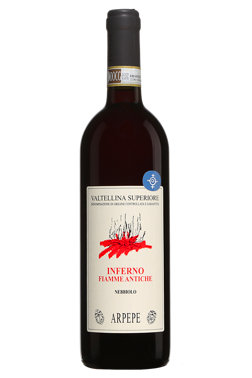Valtellina Inferno Fiamme Antice 2015