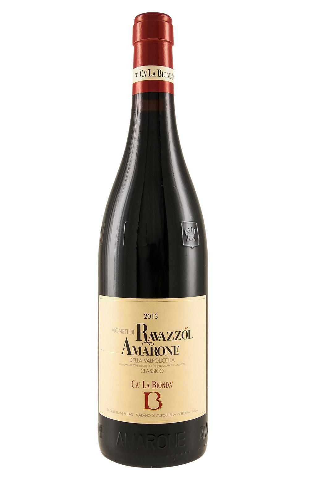 Amarone Classico Ravazzol 2013