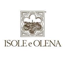 Iconisch Hoge Score's Voor De Super Tuscans Van Isole E Olena