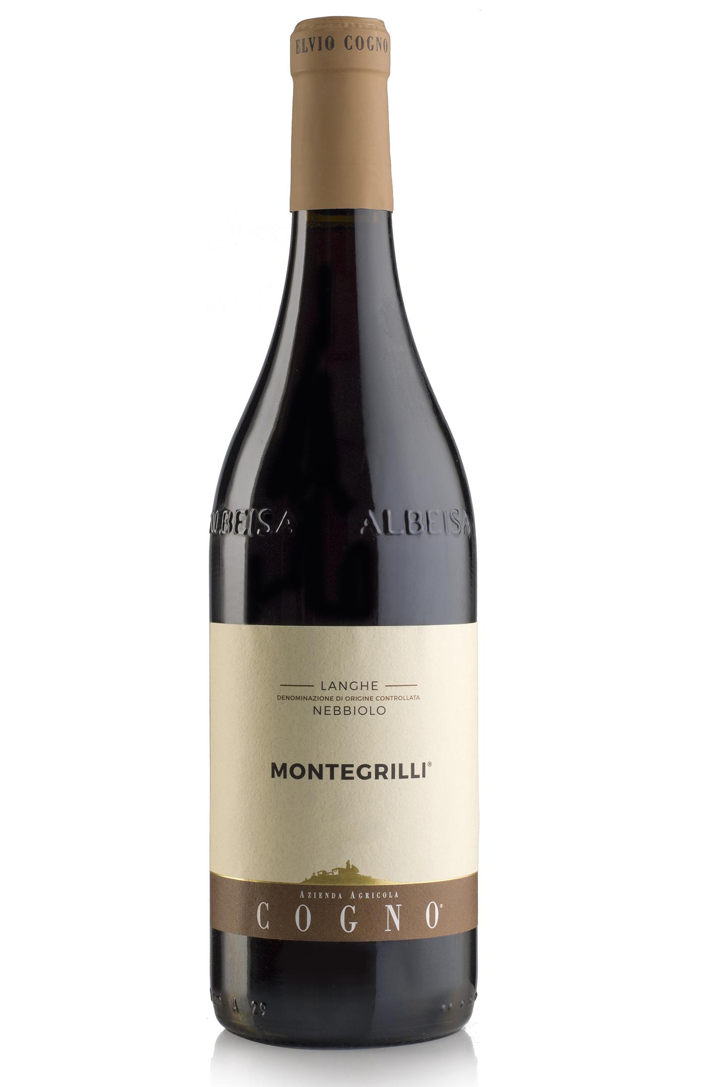 Langhe Nebbiolo 2019 'Montegrilli'