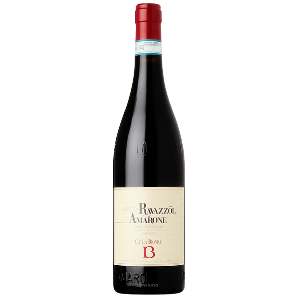 Amarone Classico Ravazzol 2015 – Ca' La Bionda