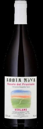 Berlame Rosato Del Frusinate 2020 – Abbia Nòva